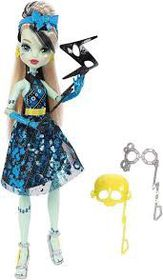Monster High Welcome To Monster High Photo Booth Fun Doll - Frankie Stein