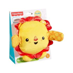 Fisher Price Peek-A-Boo Giggle Friends - Lion