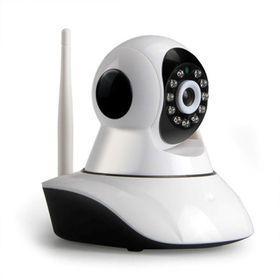 720P Wi-Fi Wireless HD IP Camera IP/Network IP Cam - White