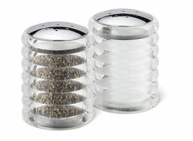 Cole and Mason - Beehive Acrylic Salt and Pepper - Shaker Set