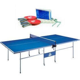 SNT Standard Table Tennis Table Combo