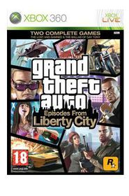 Grand Theft Auto Episodes From Liberty City (Xbox 360)