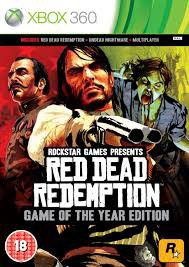 Red Dead Redemption Goty (Xbox 360)