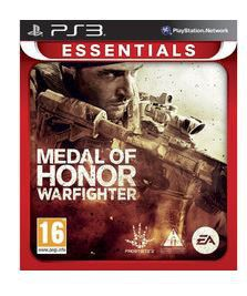 Medal Of Honor Warfighter  Essentials (PS3)