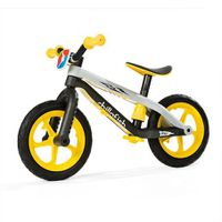 Chillafish BMXie-RS Yellow - Thunderball Lightning-Balance Bike