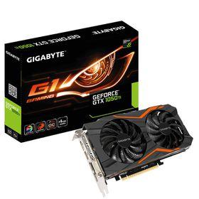 Gigabyte GeForce GTX 1050Ti G1 Gaming 4GB Graphics Card