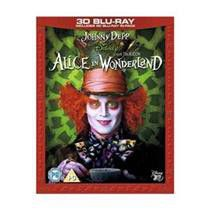 Alice In W'Land 3D BD Sony Bundle (DVD)