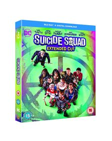Suicide Squad Extended Cut (Blu-ray)