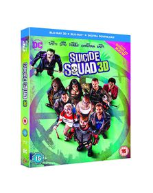 Suicide Squad Extended Cut (3D Blu-ray)