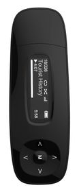 Sinotec 4GB MP3 Player - Black