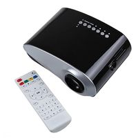 LED Mini Projector - 17x11.5x7cm
