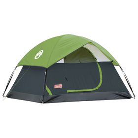 Coleman Sundome 6 Person Tent - Green