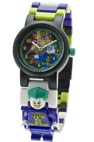 LEGO Super Heroes - Joker Minifigure Link Watch
