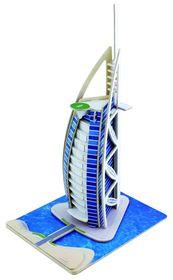 Robotime Burj All Arab - Wooden 3D Puzzle