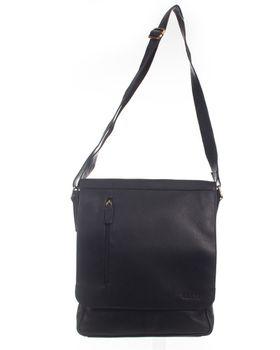 Bossi Men's Business Bag - Black