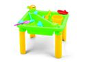 Fun Beginnings Sand And Water Table With Cover - 19 Piece