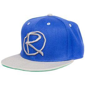 Rampworx Snapbacks - Blue & Grey