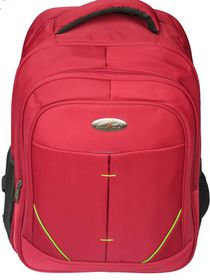 Powerland Laptop Backpack - Red WB-D160338