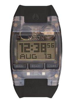 Nixon Comp All Black Watch A408001-00