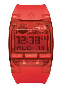 Nixon Comp All Red Watch A408191-00