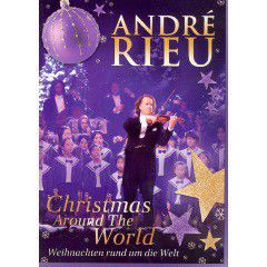Andre Rieu - Christmas Around The World (DVD)
