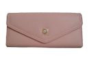Fino Pu Leather Long Purse Sk-5082 - Pink