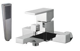 H2Flo - Alaska Bath Mixer and Hand Shower