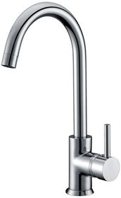H2Flo - Manhattan Single Hole Sink Mixer