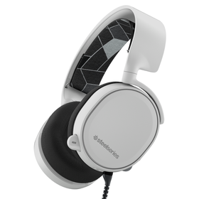 Steel Series Gaming Headset - Arctis 3 - White (PC/PS4/Xbox One)