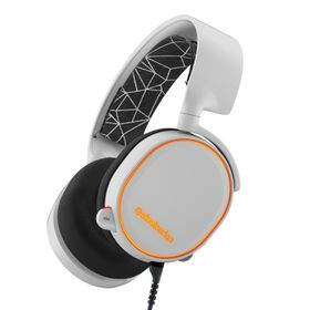 Steel Series Gaming Headset -Arctis 5 - White (PC/PS4/X Box One)
