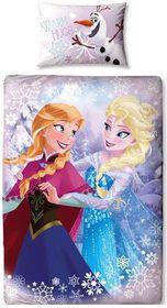 Disney - Frozen Crystal - Single Panel Duvet