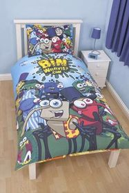 Bin Weevils - Mulch Single Panel Duvet Set