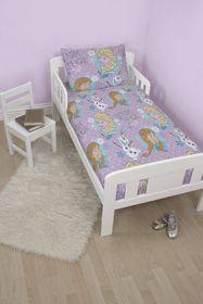 Disney Frozen Crystal Junior Rotary Bedding Bundle