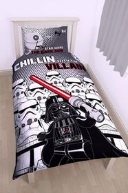 Lego Star Wars Villains Single Panel Duvet