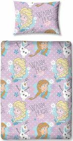 Disney Frozen Crystal Junior Rotary Duvet Set