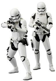 Star Wars Episode 7 First Order Stormtrooper Two Pack - Kotobukiya