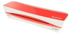Leitz iLAM Home A4 Laminator - Red