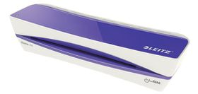 Leitz iLAM Home A4 Laminator - Purple