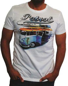 Petrol Clothing Co Men's Kombi T-Shirt - Natural