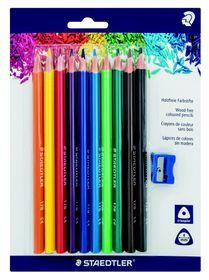 Staedtler Jumbo 10 Woodfree Colour Pencils