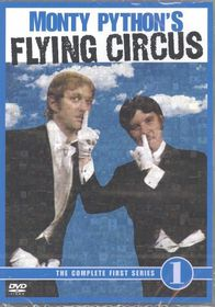 Monty Python's Flying Circus The Complete First Season (DVD)