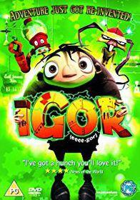 Igor Play (DVD)