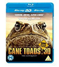 Cane Toads: The Conquest (3D + 2D Blu-ray)