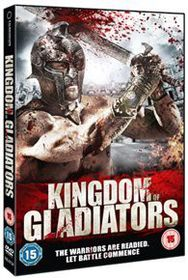 Kingdom Of Gladiators (DVD)