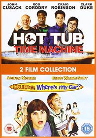 Hot Tub Time Machine / Dude Where's My Car? (DVD)