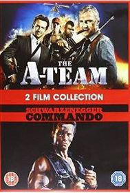 The A-Team / Commando (DVD)