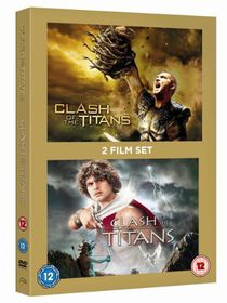 Clash of the Titans (1981) / Clash of the Titans (2010) (DVD)