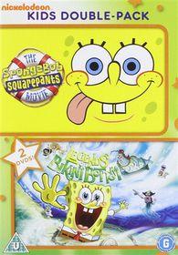 Spongebob Squarepants the Movie + Legends Of Bikini Bottom (DVD)