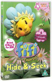 Fifi and the Flowertots: Hide and Seek (DVD)