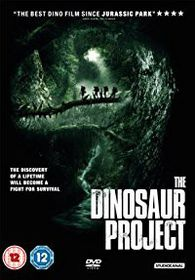 The Dinosaur Project (DVD)